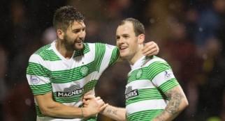 Soccer - Scottish Premier League - Motherwell v Celtic - Fir park