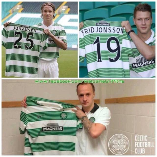 The new bhoys