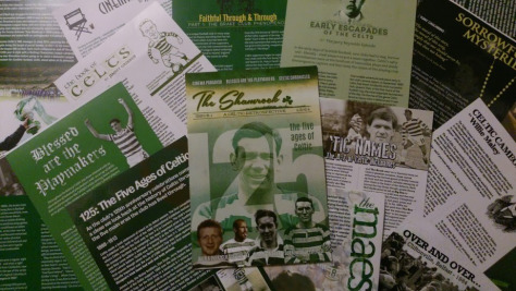The Shamrock, Issue 1 - On Sale Now, only £3