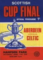 aberdeen v celtic april 11th 1970 scottish cup final