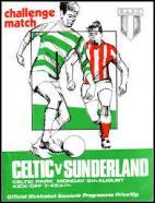 celtic v sunderland