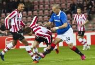 PSV Eindhoven vs Glasgow Rangers