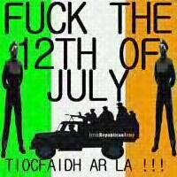 Fuck The 12Th of July
