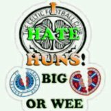 hate huns big or wee