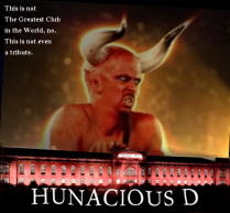 hunacious d