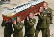 rangers funeral soldiers carrying coffin