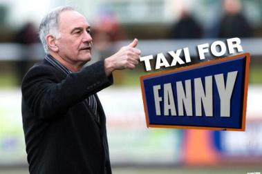 taxi for a fanny