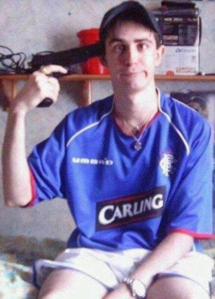 thick rangers fan