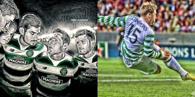 commons and the bhoys montage