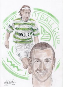 henrik_larsson__celtic_fc__by_kev66slamnet-d5vd1uv