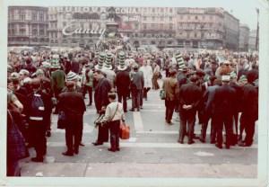 Milan 1970  Square