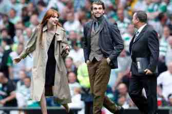I+saw+Karen+Gillan+yesterday.+She+was+at+Celtic+Park+_4d327c360b5db05dd251eb5e31857137
