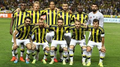 fenerbache squad 2015