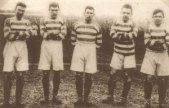 Celtic forward line 1928 cup final