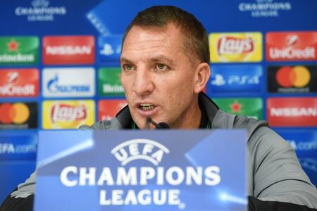 Brendan Rodgers after 0-3 Defeat To Bayern Munich 18 th October 2017 video