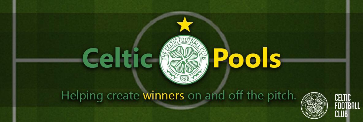 JoinThe Celtic Pools And Win Up To 25.000 Pounds..